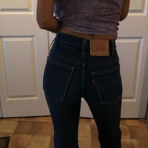 Vintage Levi's Red tab jeans stretch 24